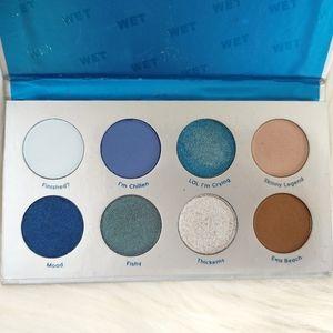 Colourpop x Bretman WET eyeshadow palette